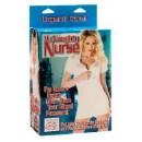 Nafukovací panna Zdravotní sestřička