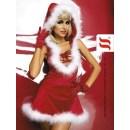 Vánoční kostým Santa lady
