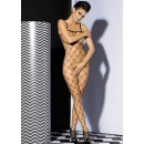 Overal Catsuit Bodystocking N102