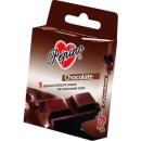 Kondomy Pepino Aroma Čokoláda 3ks