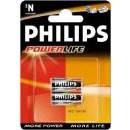 Alkalická baterie Philips typ N 1,5V