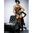 Overal Catsuit Bodystocking G303