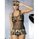 Sexy kostým Soldier dress s/m