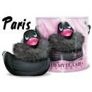 Vibrační kachnička Paris Noir