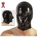 Latexová maska s perforací