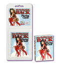 My Baby Got Back - Playing Cards